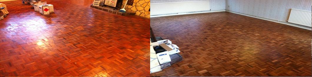 Wooden Floor Restoration Company In Bristol